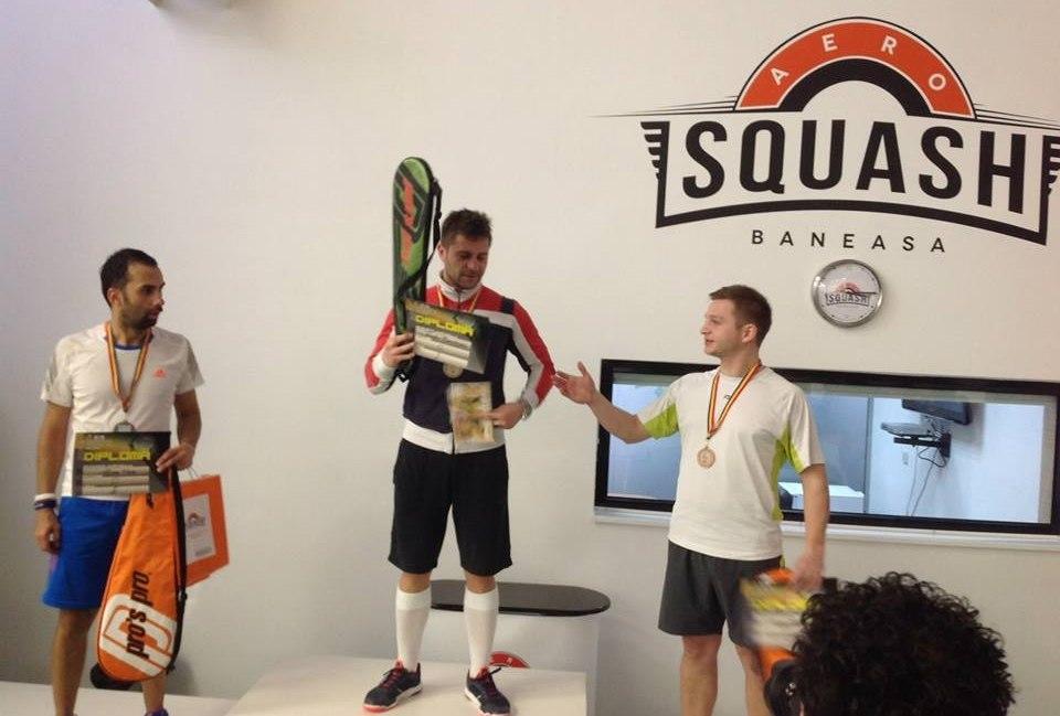 Campionat national de squash
