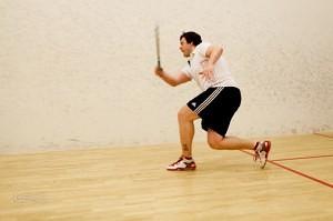 Rostislav Matocha squash coach