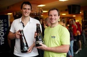 Milos Pokorny Squash Champion