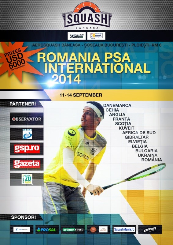romania psa international 2014