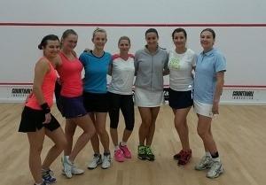 selectie reprezentativele Romaniei la squash