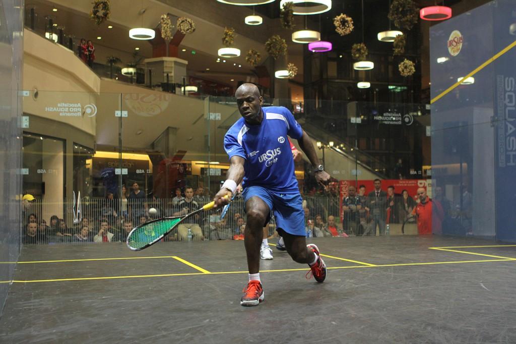 Ollie Olabinri - Din intelepciunile si tainele squash-ului
