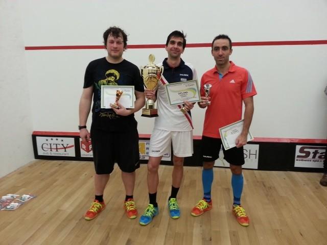 cupa squash ploiesti 2015 divizia a TOP 3