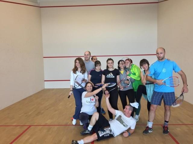 elyssium sports arena - squash pitesti