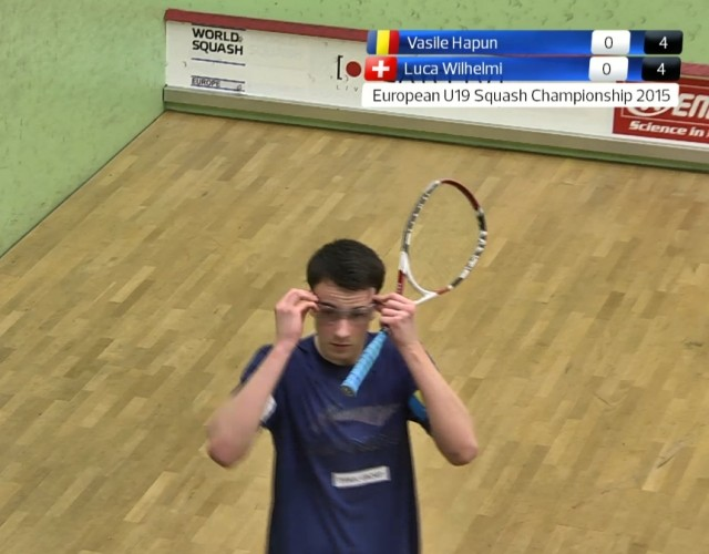 campionatul european u19 - vasile hapun