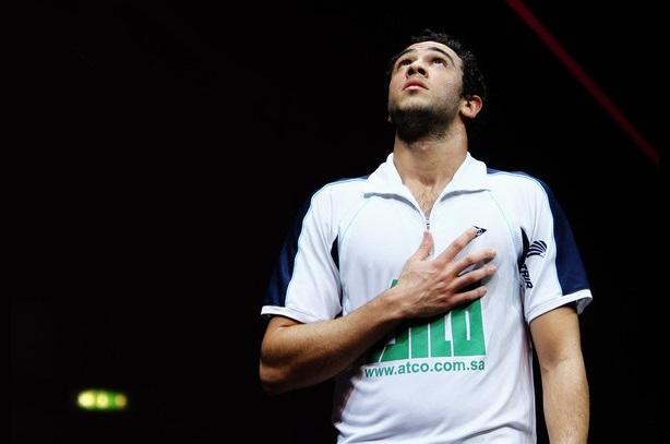 Ramy Ashour - de la squash la arta