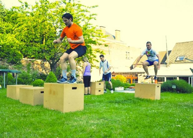 pregatire fizica pentru squash - generalitati