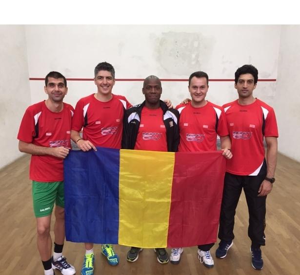 Romania - Campionatul Balcanic pe Echipe - Balcaniada 2015