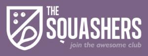 the squashers logo