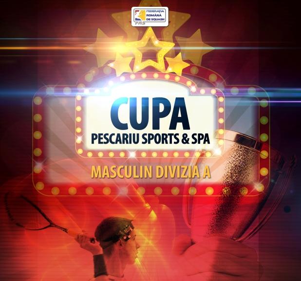 cupa pescariu sports & spa 2016