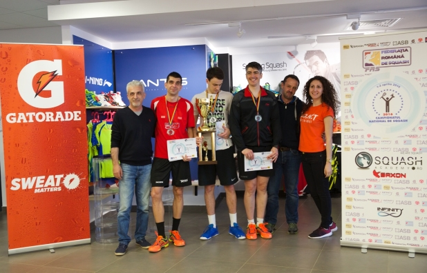 campionatul national 2016 - div a