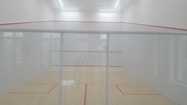 calarasi - sport club remat - primul club de squash